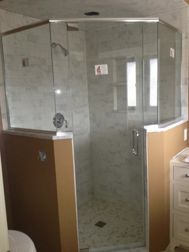 To Receive A Free Estimate On Shower Door Fabrication Or Installation Contact Gl Mirror Outlet At Your Earliest Convenience