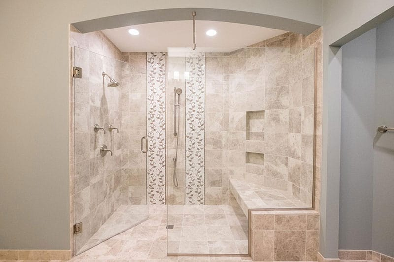 Walk-in-shower-with-bench
